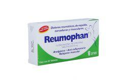 Reumophan 300 mg Caja Con 40 Tabletas