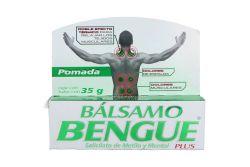 Balsamo Bengue Plus 35 G Caja Con 1 Tubo