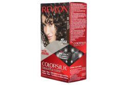 Revlon Colorsilk Tinte Permanente 30 Castaño Oscuro Caja Con 1 Aplicación