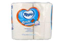 Regio Rinde+ Paquete Con 4 Mega Rollos
