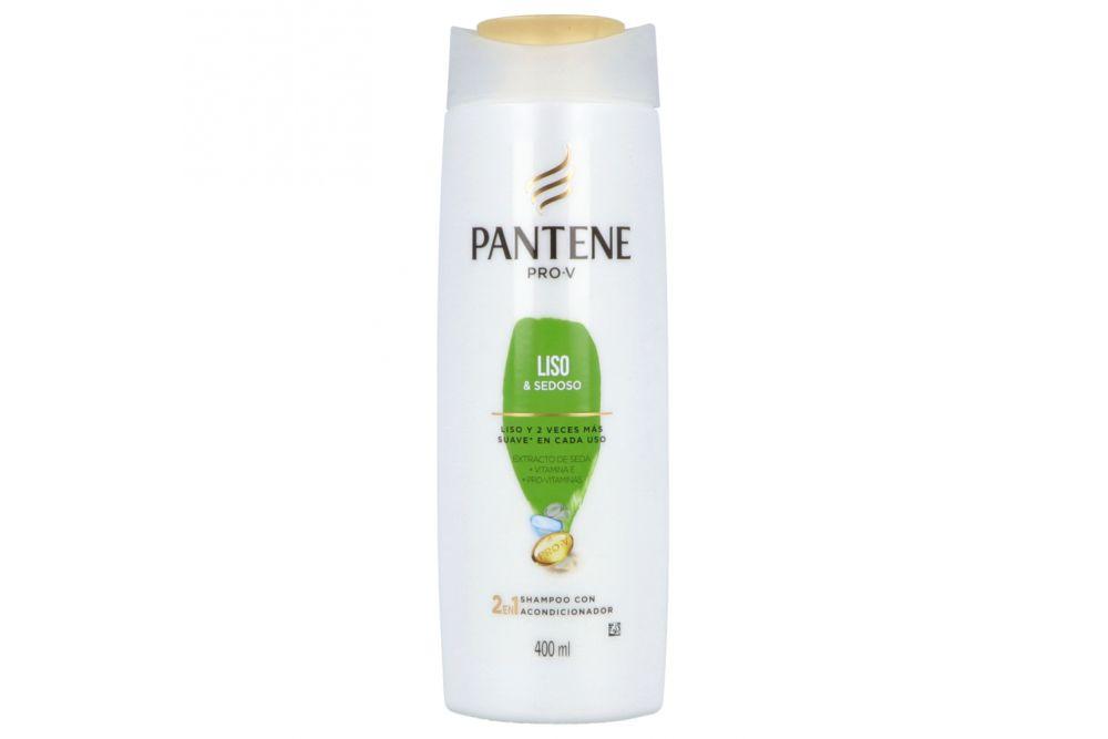 PANTENE PRO V Shampoo Con Acondicionador Botella Con 400 mL