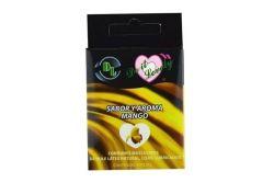 Preservativos DL Empaque Con 3 Piezas Aroma Mango