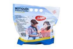 Botiquín Jaloma Para Primeros Auxilios Bolsa Con 22 Productos