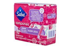 Tampones Saba Compac Superplus