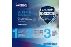 Garantía Contour Plus Meter Caja Con Un Kit