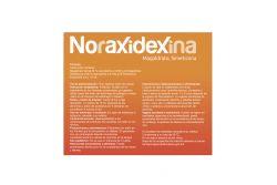 Noraxidexina Caja Con 20 Sobres De 80 mg/ 10 mg/ 1 mL