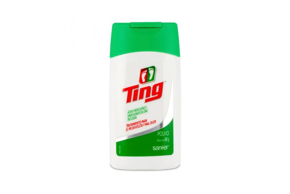 Ting Polvo Bote Con 85g