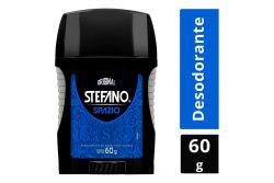 Stefano Spazio Desodorante En Barra Con 60 g