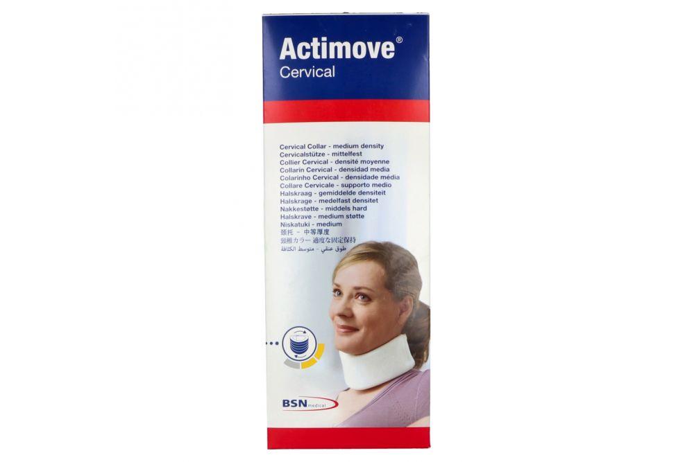 Actimove Collarín Cervical Talla Grande Caja Con 1 Pieza