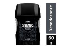 Stefano Black Barra Con 60 g De Desodorante