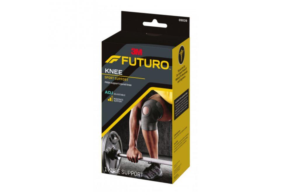 Soporte De Rodilla Ajustable 3M Futuro Caja Con 1 Pieza