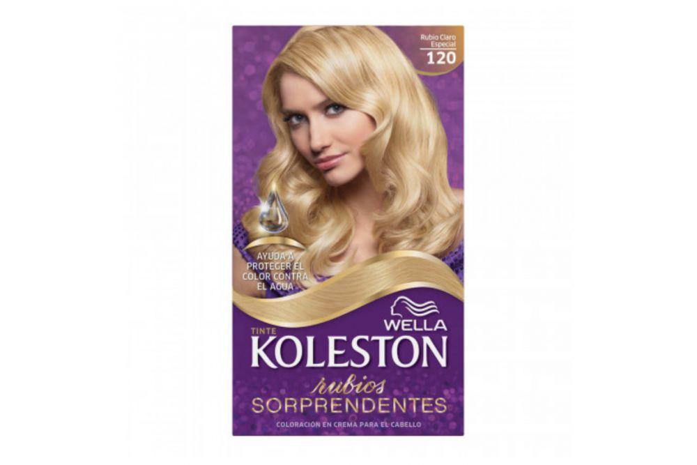 Tinte Koleston Crema Gloss Rubio-Claro Especial 120