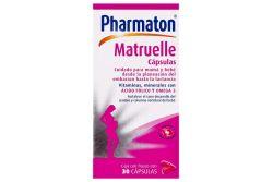 Pharmaton Matruelle Caja Con Frasco Con 30 Cápsulas