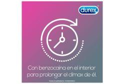 Condones Durex Retardante Prolongar Climax
