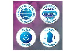 Preservativos Durex Con Retardante Marca