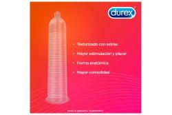 Preservativo Durex Texturizado