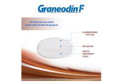 Graneodín F  8.75 mg Dolor de Garganta