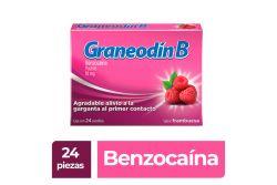 Graneodín B Benzocaína