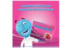 Graneodín B Dolor De Garganta