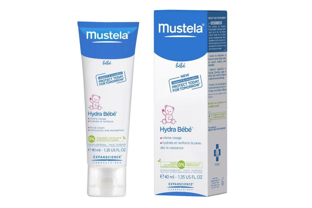 Mustela Hydra-Bebé Crema Facial 40 mL