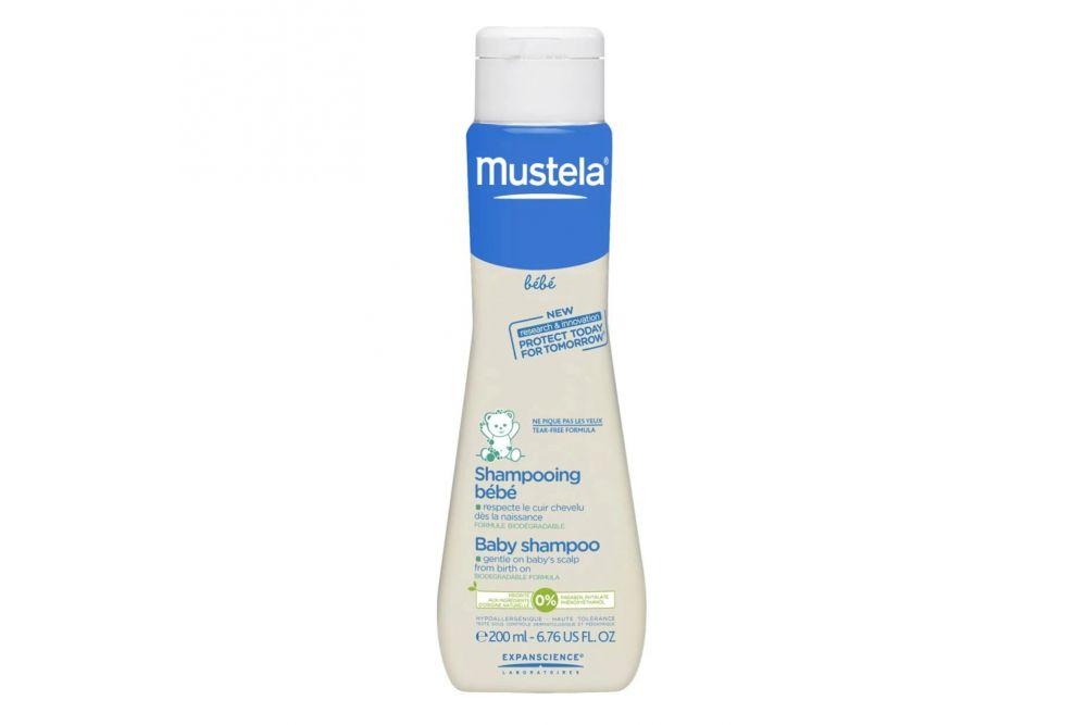 Mustela Shampoo Bebé Botella Con 200mL