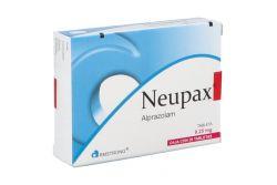 NEUPAX 0.25 MG TAB 30 - RX1