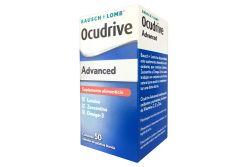 Ocudrive Advanced Suplemento Alimenticio Caja Con 50 Cápsulas