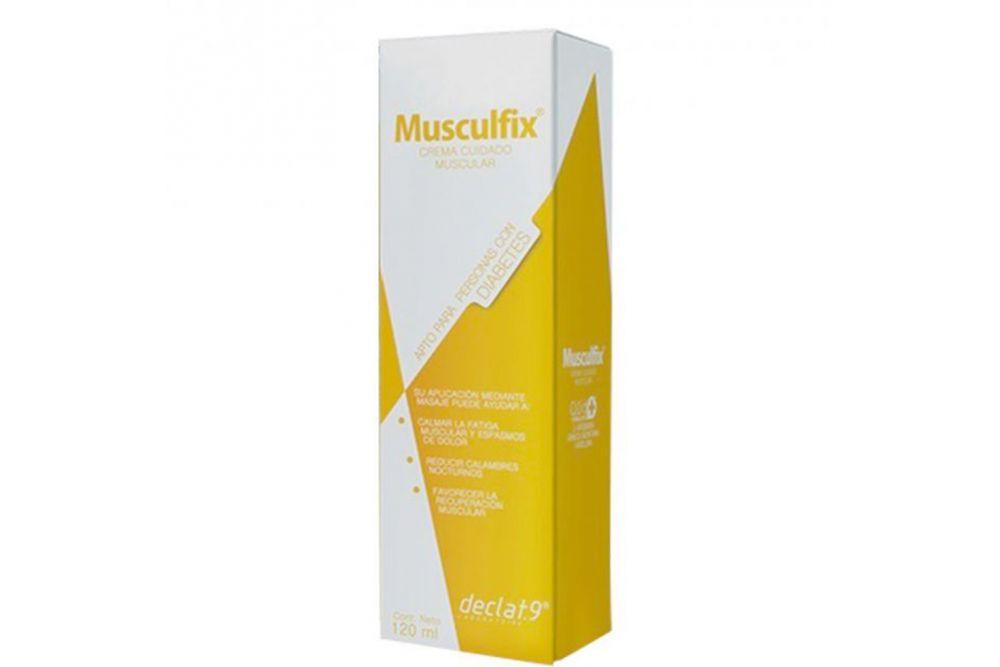 Crema Musculfix Tension Musc 120