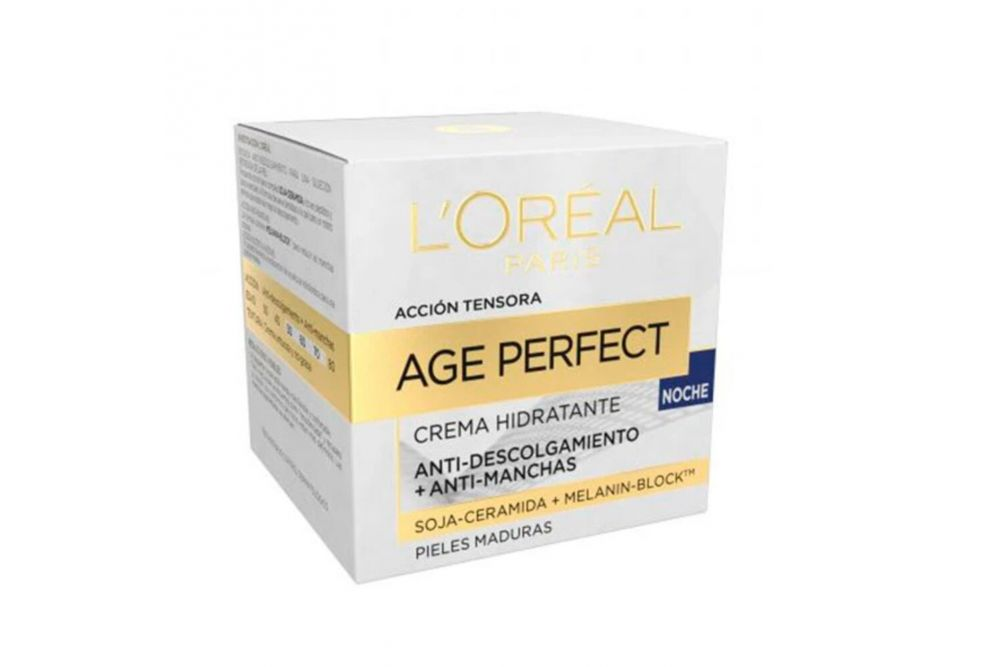 CREMA AGE PERFECT NOCHE BOTE CON 50 ML