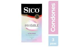 Sico Ultra Sense Preservativo Invisible
