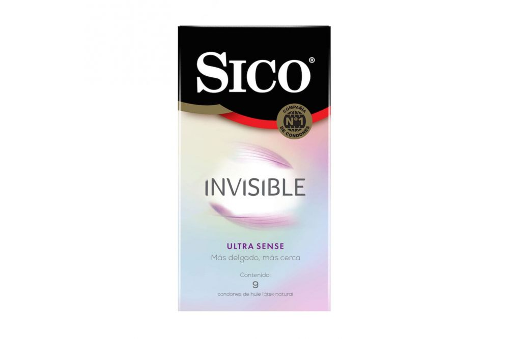 Sico Invisible 9 condones