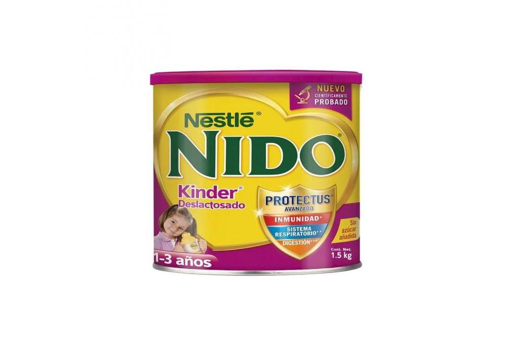 Nido Lacto-Ease 1.5 Kg Lata Con Leche En Polvo