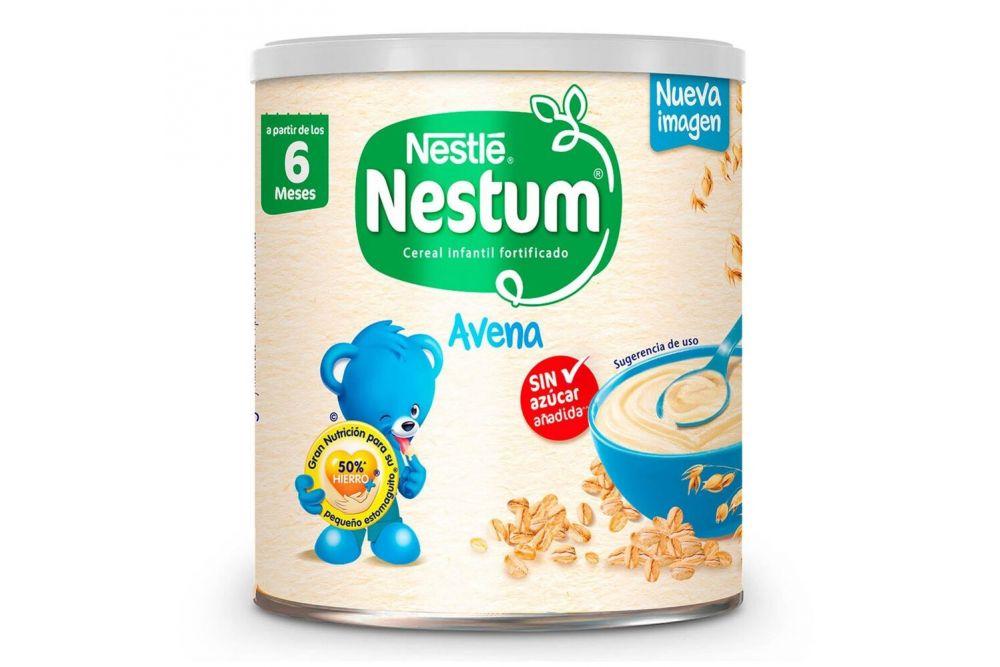 Nestum Cereal Avena Fase 1 Lata Con 270 g