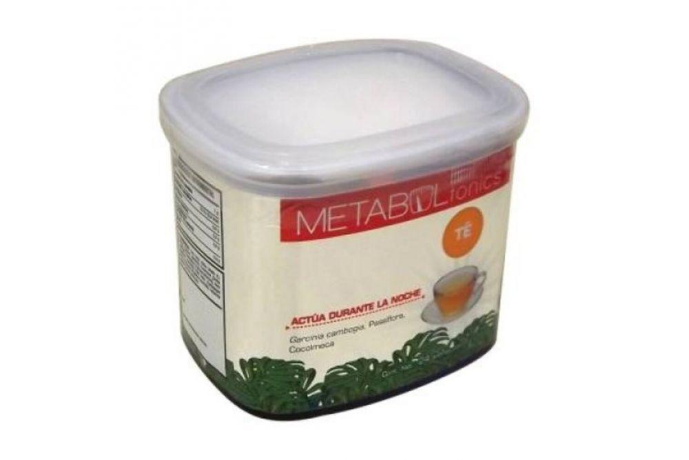 Metaboltonics Té Empaque Con 24 Sobres De 1g