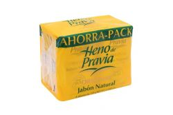 Jabón Natural Heno De Pravia Pack Con 4 Piezas Con 150 g