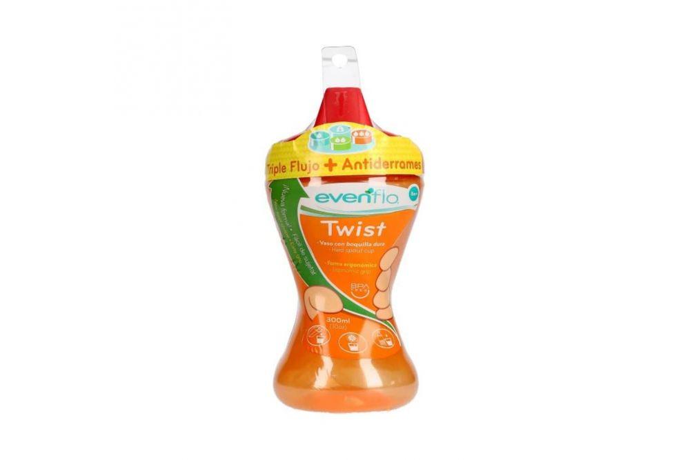 Evenflo Twist Vaso Con Boquilla Dura 300 mL