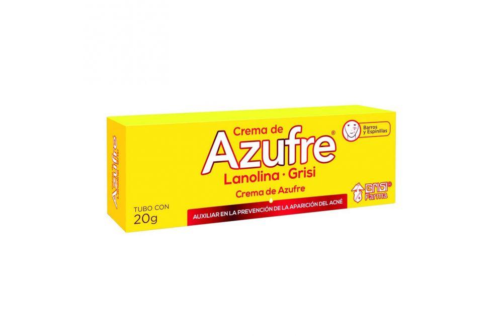 Axel Control Crema Caja Con Tubo Con 20 g