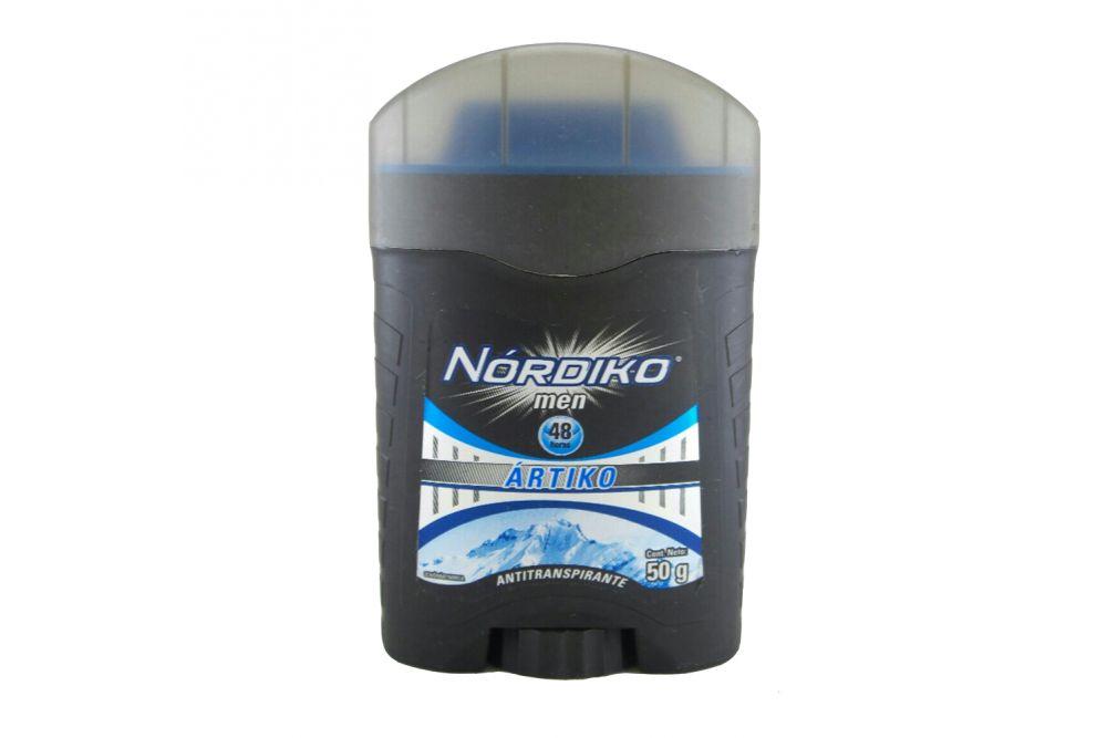 Antitranspirante En Barra Nórdiko Barra Con 50 g