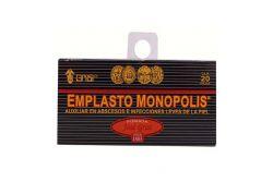Emplasto Monopolis Pomada Caja Con 20 Piezas