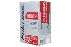 Folcress 5% Solución Botellas Con 60 mL - 2X1