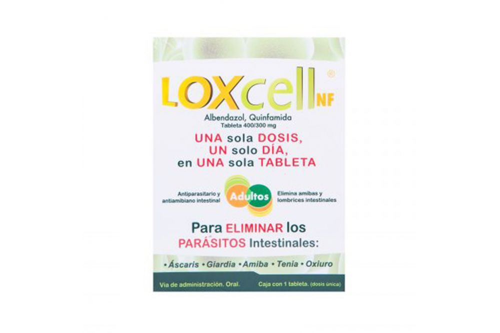 Loxcell Nf 2Pack Tabletas