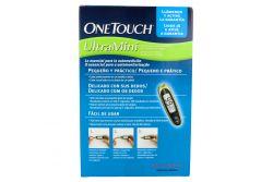 One Touch UltraMini Medidor De Glucosa Verde Caja Con 1 Pieza