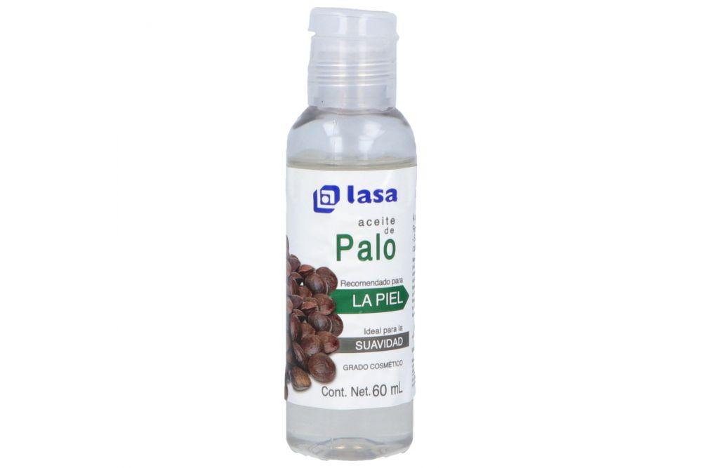 Aceite de Palo Lasa Envase Con 60 mL