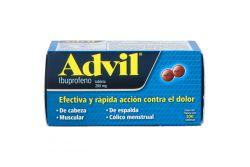 Advil 200 mg Caja Con 100 Tabletas