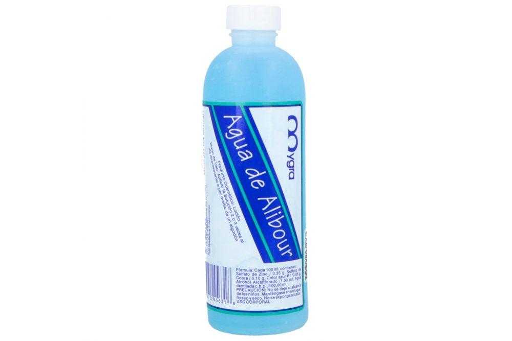 Agua De Alibour Botella Con 250 mL