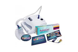 Kit Niños Nebulizador Nebucor + Pulmicort 125 mg