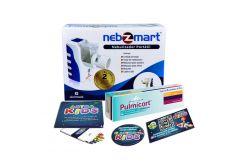 Kit Niños Nebulizador Nebzmart+ Pulmicort 125 mg