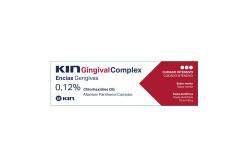 Kin Gingival Complex Pasta Dental 75 mL Reverso