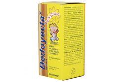 Bedoyecta Pediátrica Caja Con Frasco Con 30 Tabletas