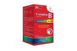Complex B Frasco Con 30 Cápsulas